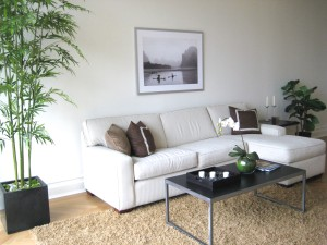 Staged CPW Apartment