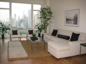 NYC Central Park West Apartment